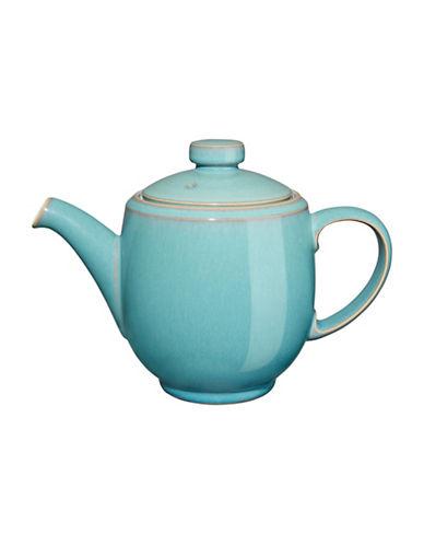 Denby Azure Stoneware Teapot-BLUE-One Size