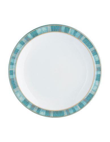 Denby Azure Coast Stoneware Tea Plate-TURQUOISE-7.25 Inches