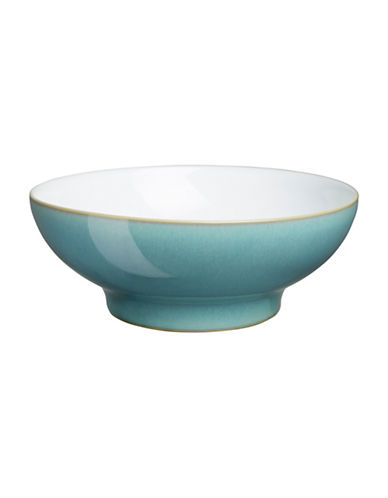 Denby Azure Coast Stoneware Medium Serving Bowl-BLUE-Medium