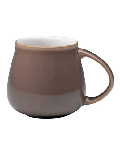 Denby Truffle Mug-TRUFFLE/WHITE-Medium