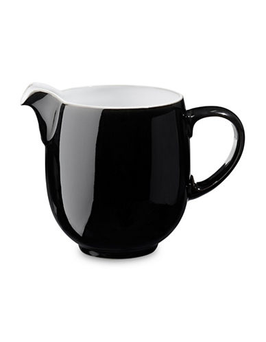 Denby Jet Black Large Jug-BLACK-One Size