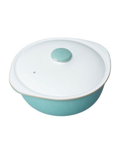 Denby Azure Stoneware Casserole-BLUE-One Size