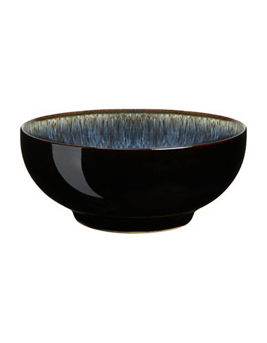 Denby Halo Soup Cereal Bowl black / halo accent One Size