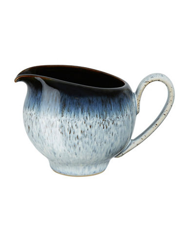 Denby Halo Stoneware Small Jug   Creamer-BLACK / HALO ACCENT-One Size