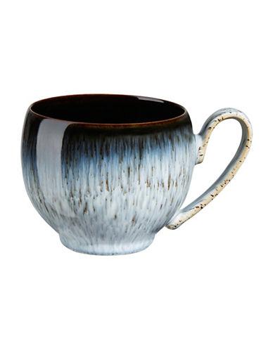 Denby Halo Stoneware Small Mug-HALO ACCENT / BLACK-One Size