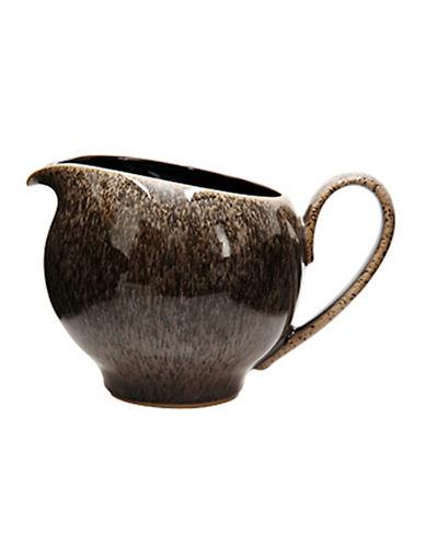 Denby Praline Stoneware Large Jug-BROWN SPECKLE-One Size
