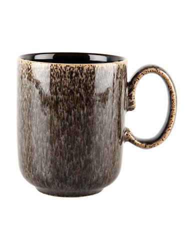 Denby Praline Straight Mug-BROWN-10
