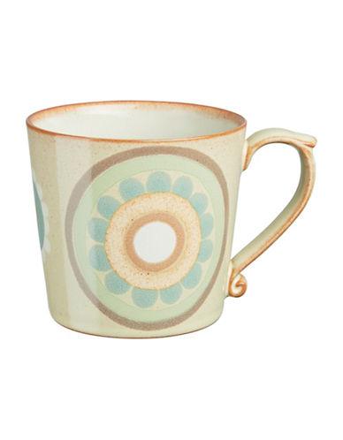 Denby Heritage Veranda Large Accent Mug-YELLOW-One Size
