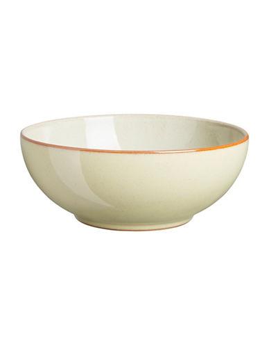 Denby Heritage Veranda Soup Bowl-YELLOW-6.25