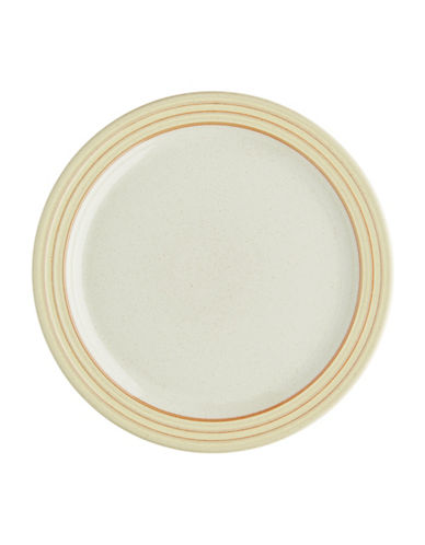 Denby Heritage Veranda Dinner Plate-YELLOW-One Size