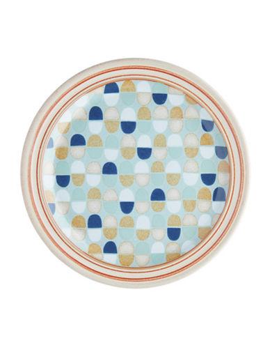Denby Heritage Pavilion Stoneware Accent Salad Bowl-BLUE-One Size