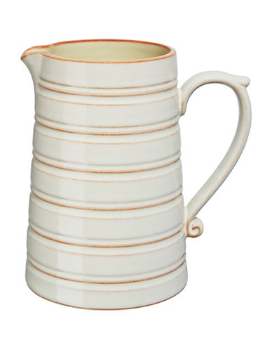 Denby Heritage Veranda Large Jug-YELLOW-One Size