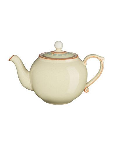 Denby Heritage Veranda Teapot-YELLOW-One Size