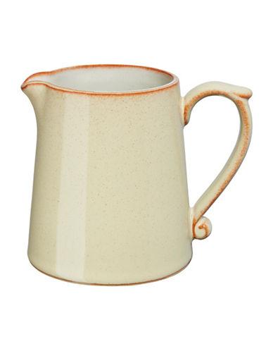 Denby Heritage Veranda Creamer Jug-YELLOW-One Size
