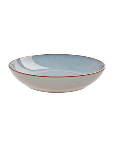Denby Heritage Terrace Stoneware  Pasta Bowl-GREY-One Size