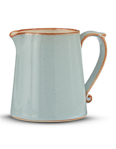 Denby Heritage Terrace Stoneware Small Jug-GREY-One Size