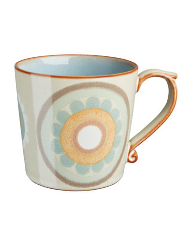 Denby Heritage Terrace Stoneware Accent Large Mug-GREY-One Size