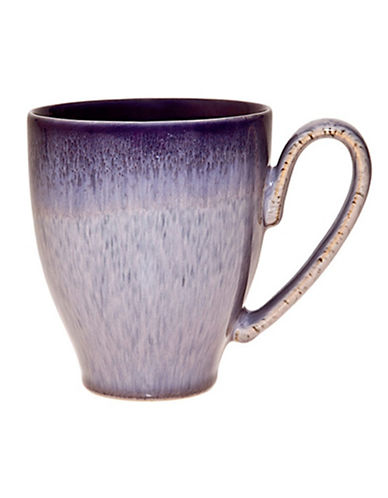 Denby Heather Stoneware Large Mug-PURPLE-One Size