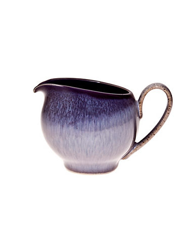 Denby Heather Stoneware Small Jug And Creamer-PURPLE-One Size