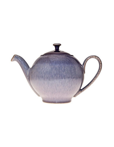 Denby Heather Stoneware Teapot-PURPLE-One Size