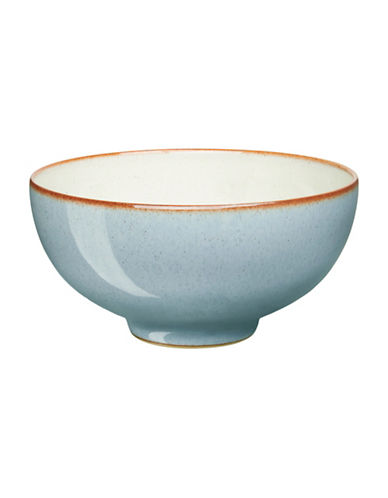 Denby Heritage Terrace Rice Bowl-BLUE-5 Inches