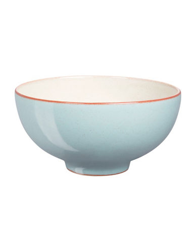 Denby Heritage Pavilion Rice Bowl-BLUE-5 Inches