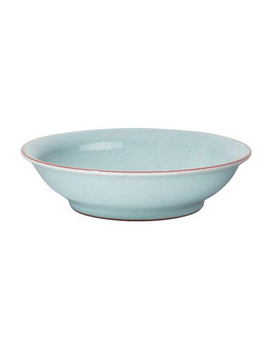 Denby Heritage Pavilion Medium Shallow Bowl-BLUE-One Size