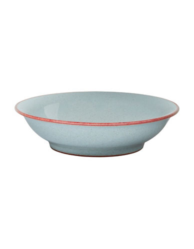 Denby Heritage Terrace Medium Shallow Bowl-BLUE-One Size