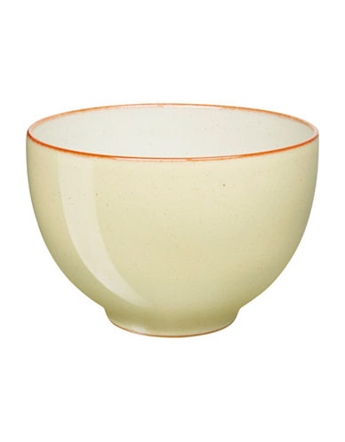 Denby Heritage Veranda Noodle Bowl-YELLOW-One Size