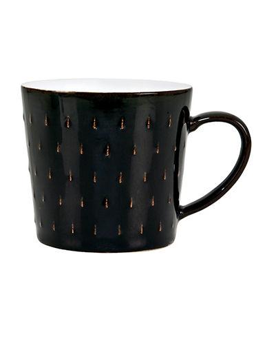 Denby Jet Cascade Mug-BLACK-One Size