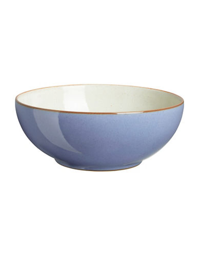 Denby Heritage Fountain Soup Bowl-BLUE-6.25