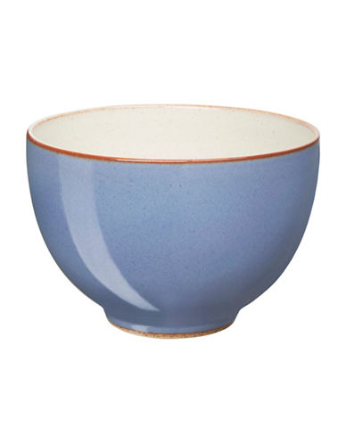 Denby Heritage Fountain Noodle Bowl-BLUE-One Size