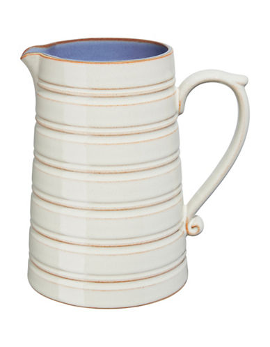 Denby Fountain Large Jug-BLUE-One Size