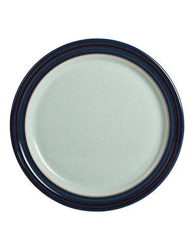 Denby Peveril Dessert and Salad Plate-NAVY BLUE-22.5 cm
