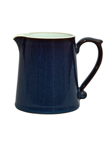 Denby Peveril Small Jug and Creamer-NAVY-275ml