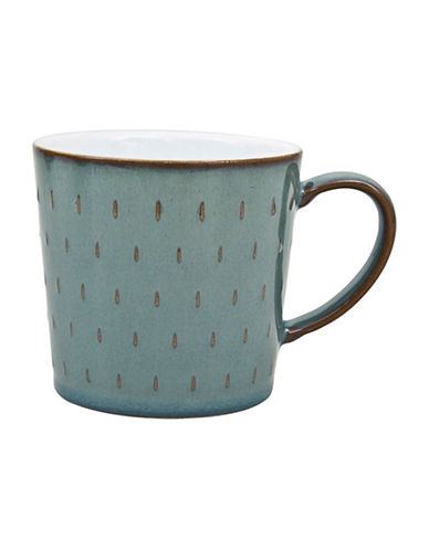 Denby Regency Green Cascade Mug-GREEN-One Size