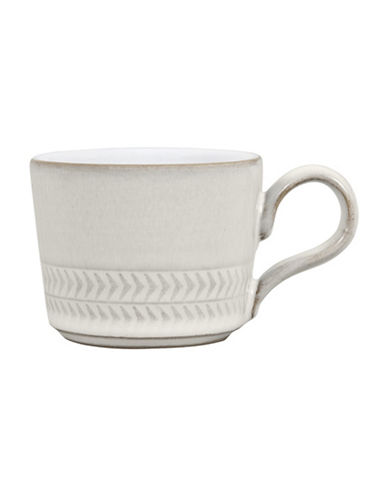 Denby Natural Canvas Stoneware Espresso Cup-WHITE-One Size
