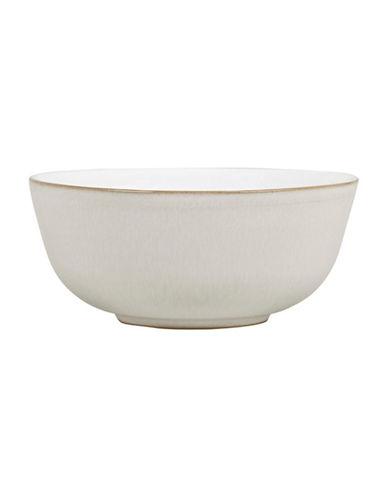Denby Natural Canvas Dessert Bowl-NATURAL-One Size
