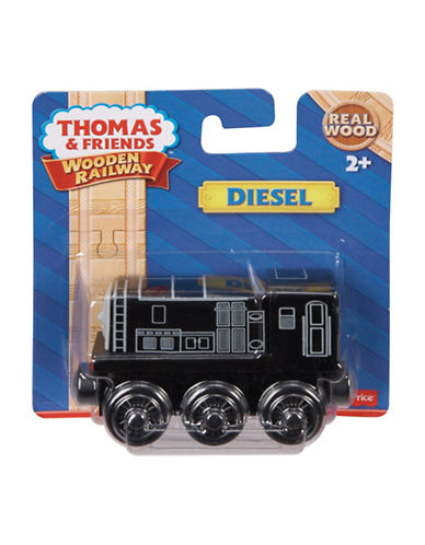 Fisher Price Thomas and Friends Wooden Railway Diesel-MULTI-One Size