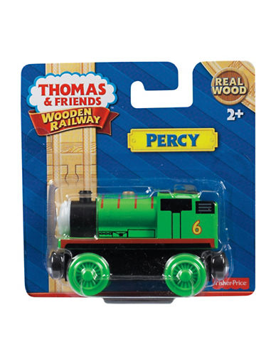 Fisher Price Thomas and Friends Wooden Railway Percy-MULTI-One Size