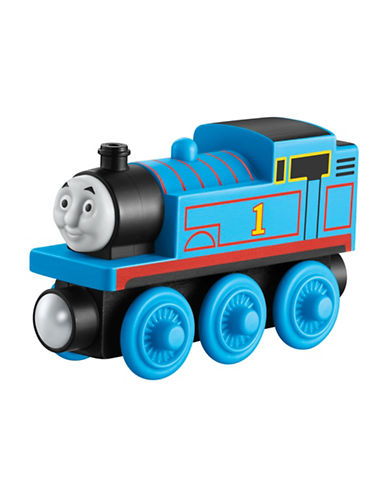 Fisher Price Thomas and Friends Wooden Railway Thomas-MULTI-One Size