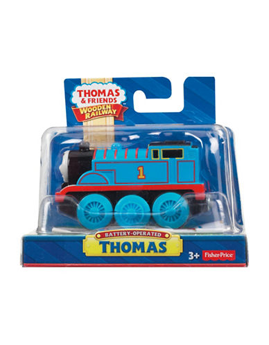 Fisher Price Thomas and Friends Wooden Railway Battery Operated Toy-MULTI-One Size