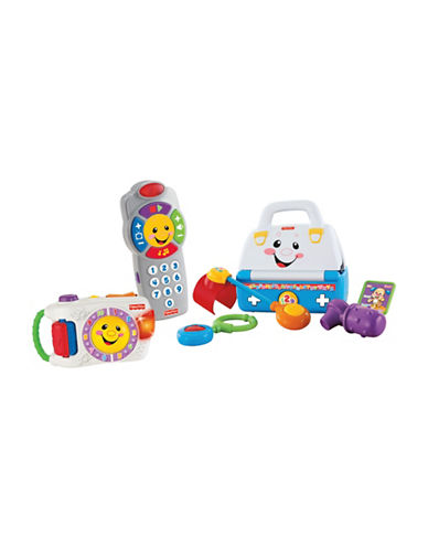 Fisher Price Sing-a-Song Med Kit-MULTI-One Size