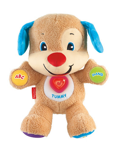 Fisher Price Laugh and Learn Puppy Plush Toy-MULTI-One Size