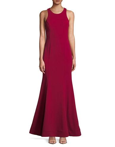 Sequin Hearts Sleeveless Scuba Mermaid Dress 89762833