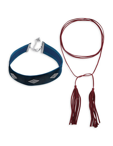Guess Duo Choker Set-ASSORTED-One Size