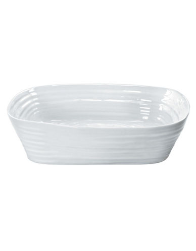 Sophie Conran For Portmeirion Lasagna Roaster-WHITE-One Size