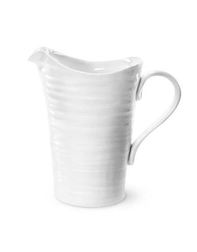 Sophie Conran For Portmeirion Medium Pitcher-WHITE-One Size