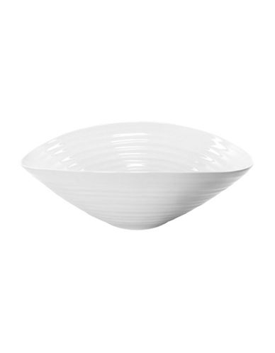 Sophie Conran For Portmeirion Small Salad Bowl-WHITE-One Size