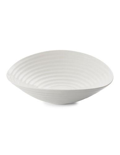 Sophie Conran For Portmeirion Medium Salad Bowl-WHITE-One Size